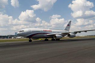 Повітряний простір Естонії порушив літак, на якому Путін летів до Гельсінкі