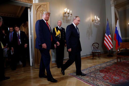 В Кремлі розповіли про початок підготовки до зустрічі Путіна та Трампа