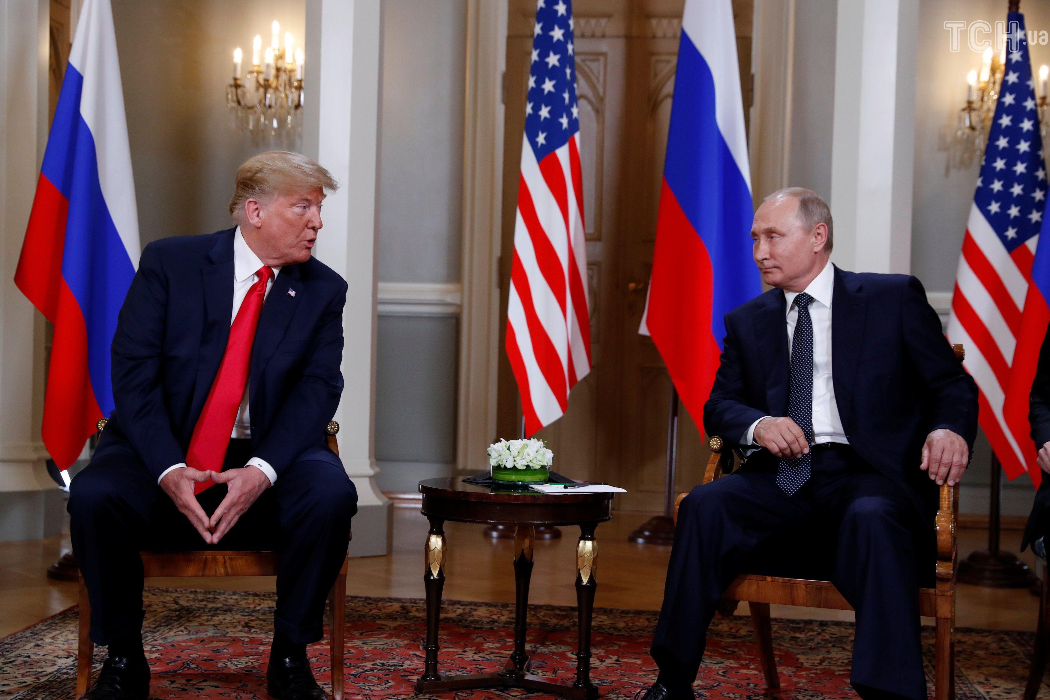 Путін та Трамп саміт у Гельсінкі_4
