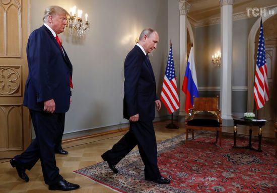 Кремль: Путін і Трамп все ж таки зустрінуться у Парижі