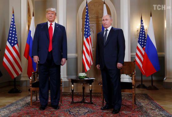 Трамп запросив Путіна до Білого дому наступного року - Болтон