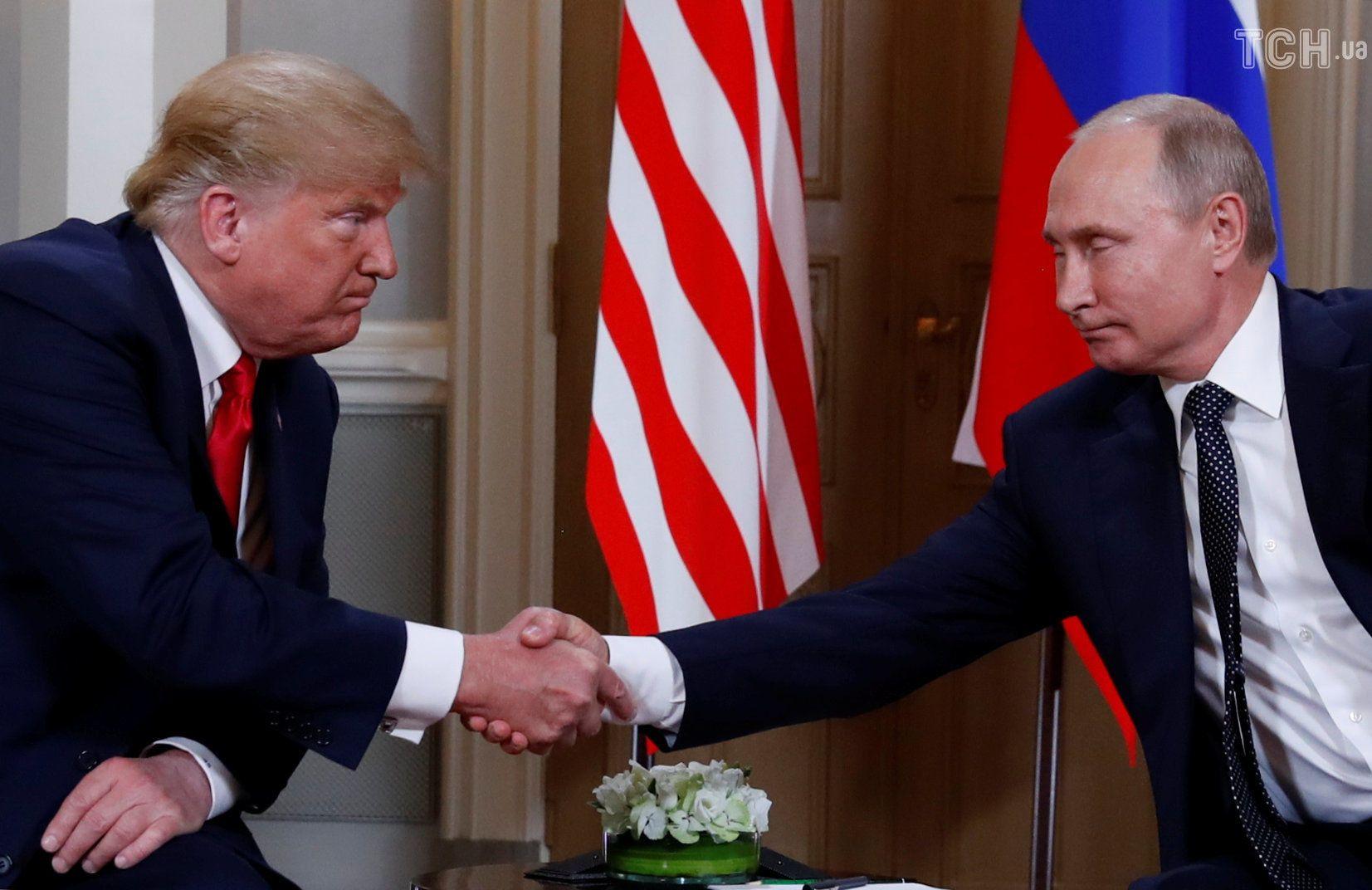 Путін та Трамп саміт у Гельсінкі_3