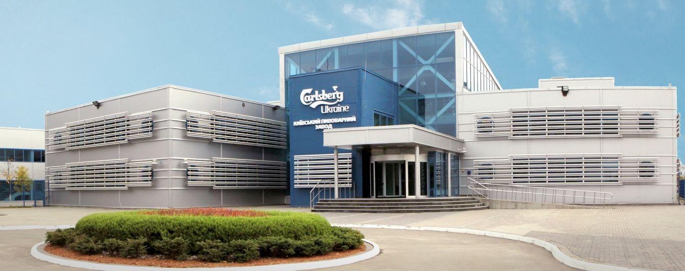 Carlsberg не закриватиме виробництво в Україні через проблеми з хлором - ЗМІ