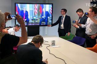 Трамп назвал встречу с Путиным жесткой и похвастался помощью Украине