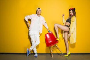 """Дорофєєва показала, як жувала лимон для кліпу """"Имя 505"""" на честь нового рекорду відео"""