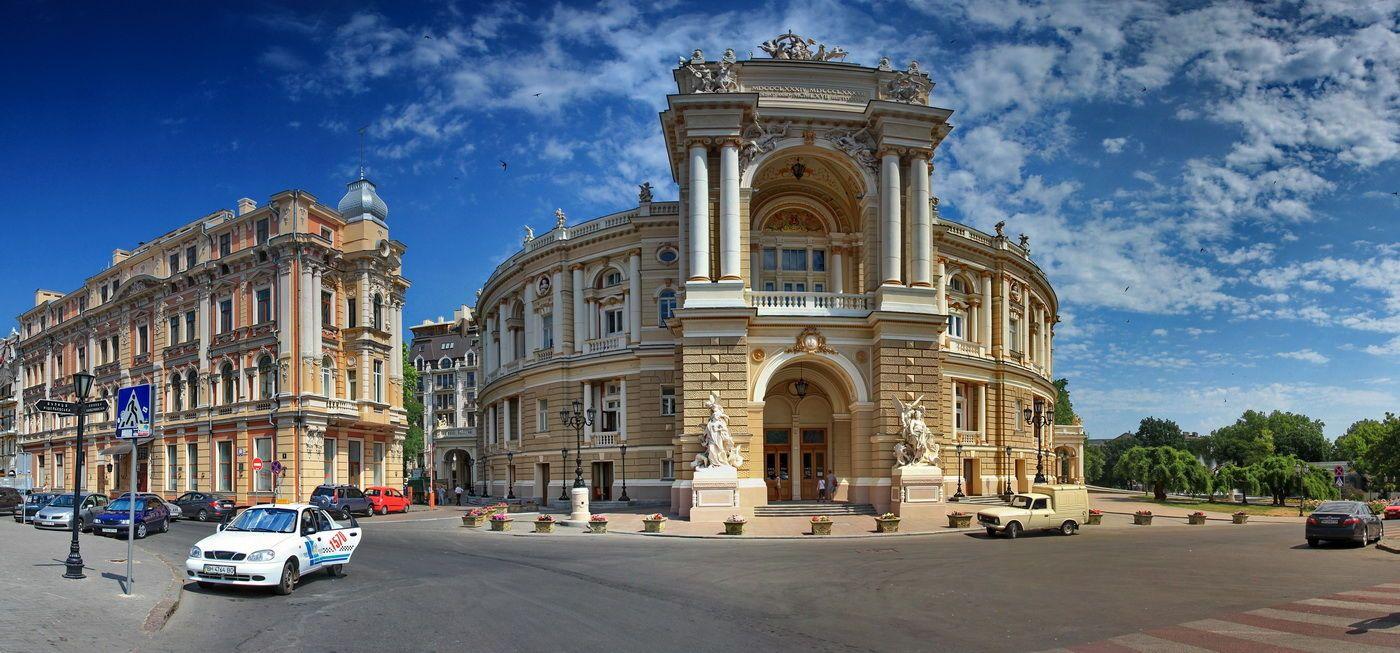 Одеса, Одеський театр опери і балету