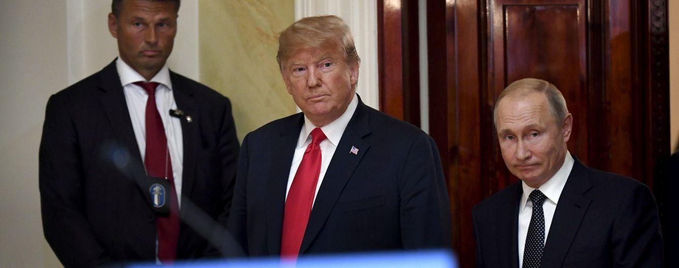 Украина просит США разъяснить, к чему пришли Трамп с Путиным касательно конфликта на Донбассе - СМИ