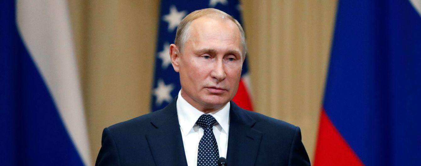 """Путин хочет референдум, чтобы затолкать Донбасс в Украину как автономию - """"Интерфакс"""""""