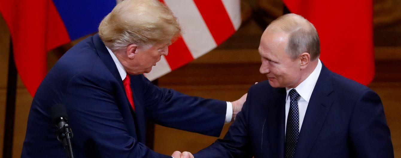Трамп отклонил предложение Путина допросить американцев в обмен на допрос 12 российских разведчиков