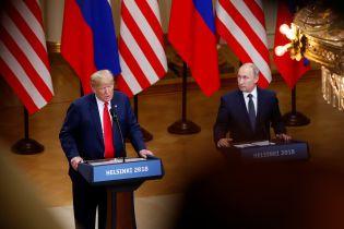 Трамп переконаний, що в Росії немає на нього компромату