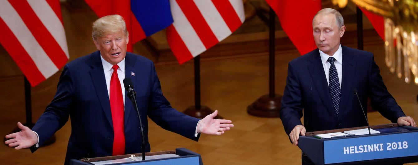 Трамп звинувачує всіх, окрім себе і Путіна – американський сенатор