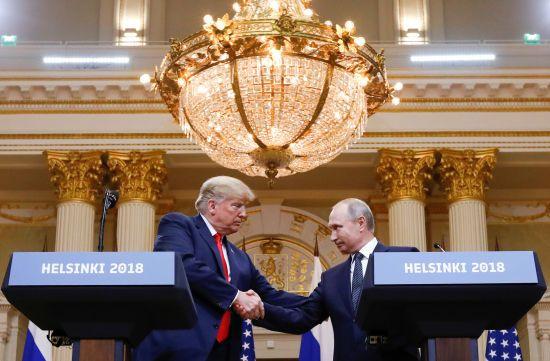У Кремлі спростували підготовку до другої зустрічі Трампа і Путіна