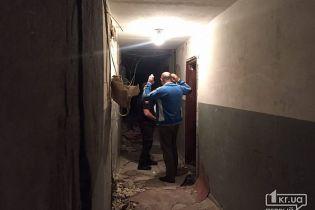 Взрыв в доме в Кривом Роге его жители приняли за землетрясение