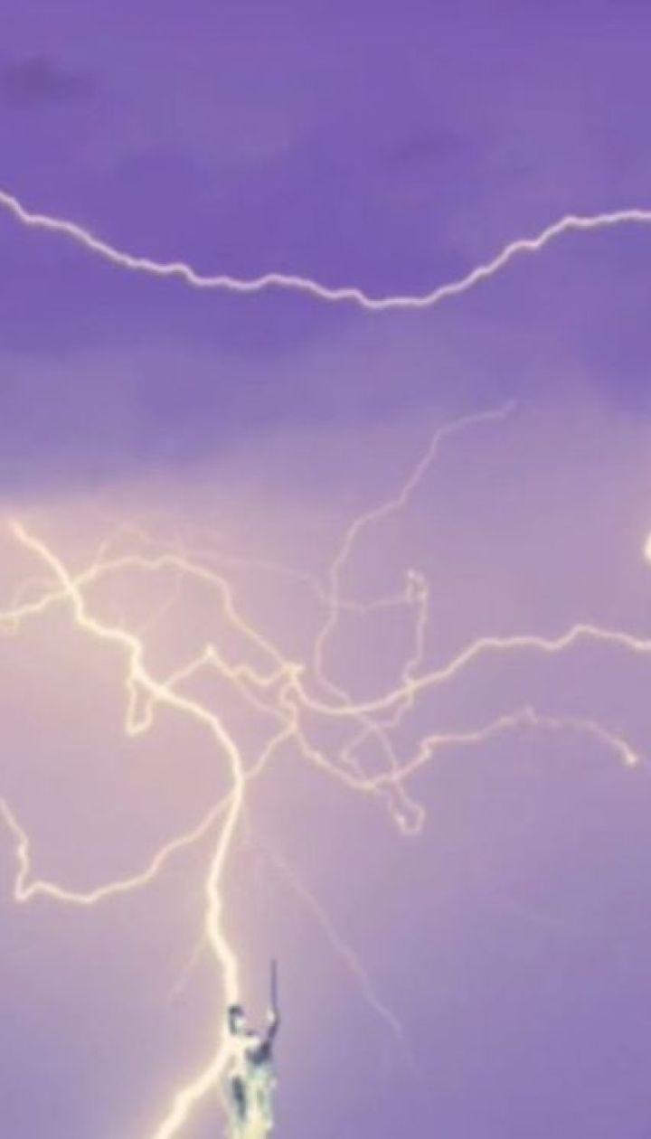 Як вберегтися від блискавки