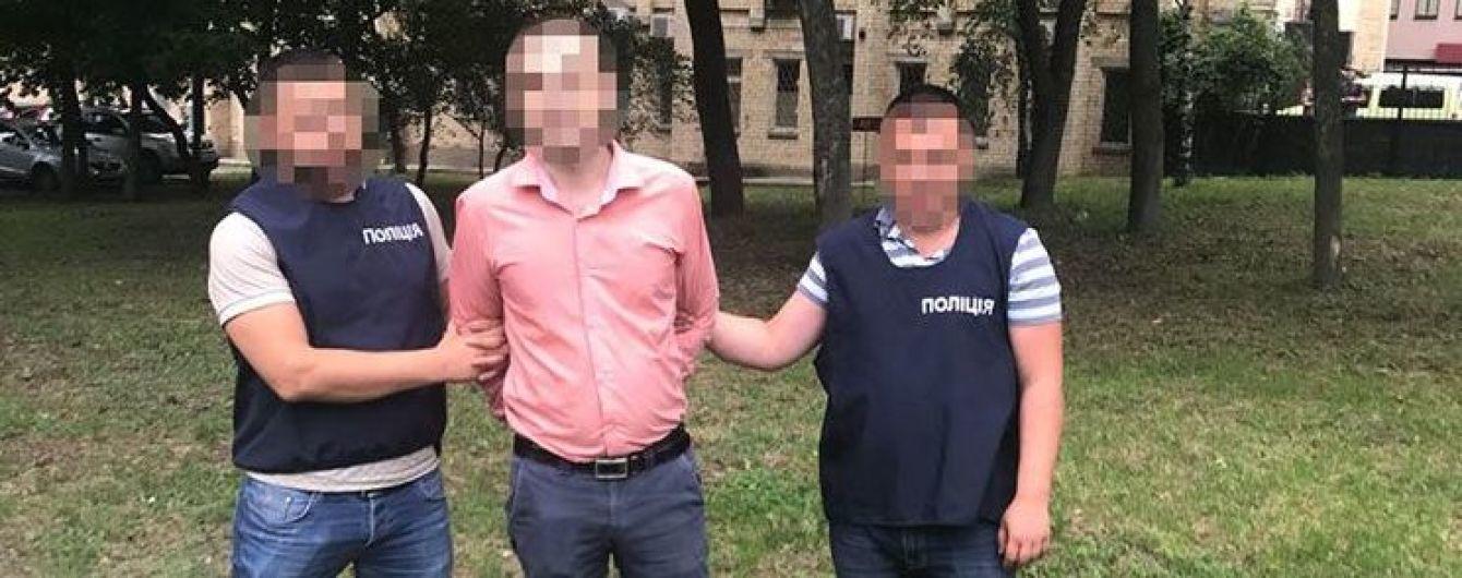 У Києві затримали адвоката, який підбурював клієнта на хабар судді