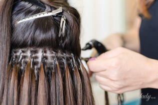 Нарощування волосся: за і проти