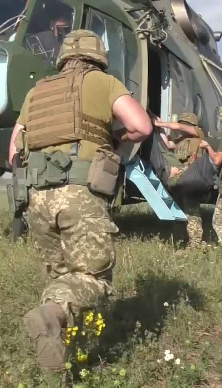 Навчання авіації в районі Операції об'єднаних сил