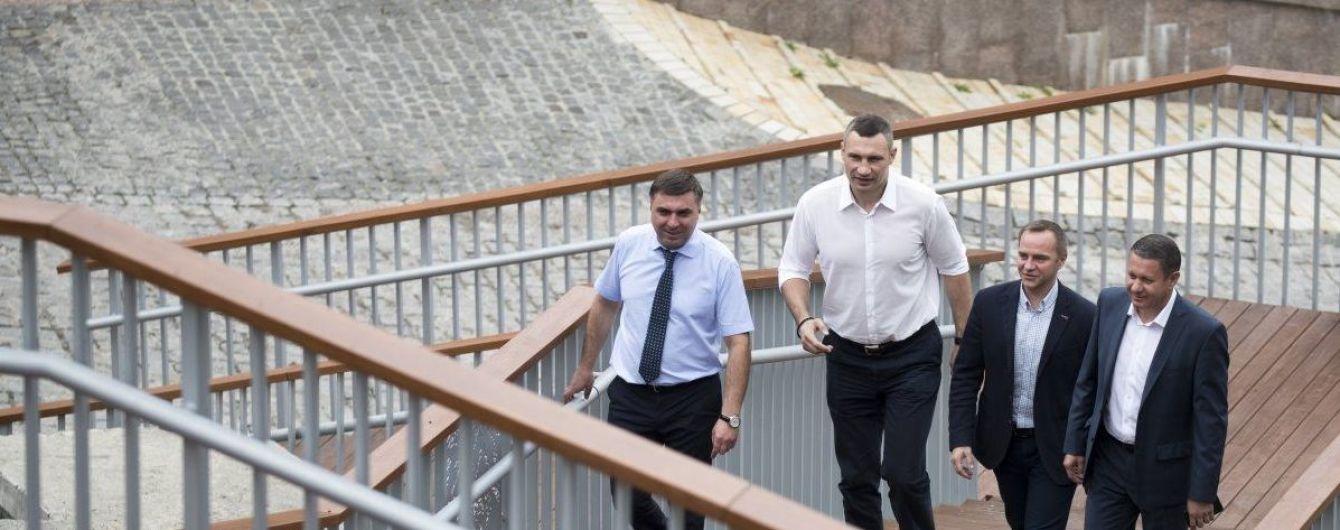 Кличко повідомив про відкриття у 2019 році нового культового місця в Києві