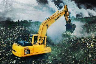 Ядовитый полигон в Подгорцах. Киев оказался на пороге мусорной катастрофы