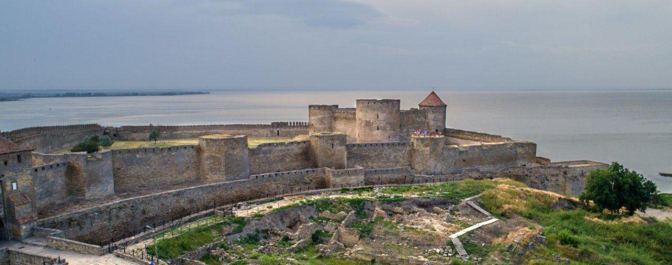 Аккерманскую крепость заявили в предварительный список ЮНЕСКО