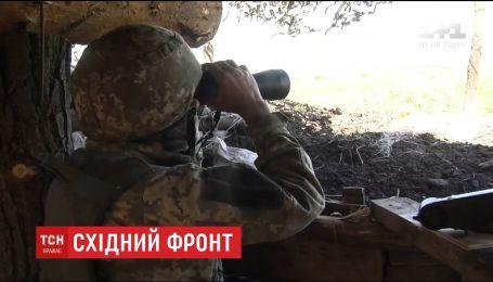 Фронтові зведення. Один український військовий загинув, двоє зазнали поранень