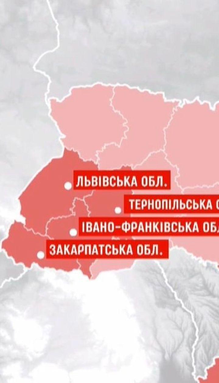 За неделю корью в Украине заболело 800 человек