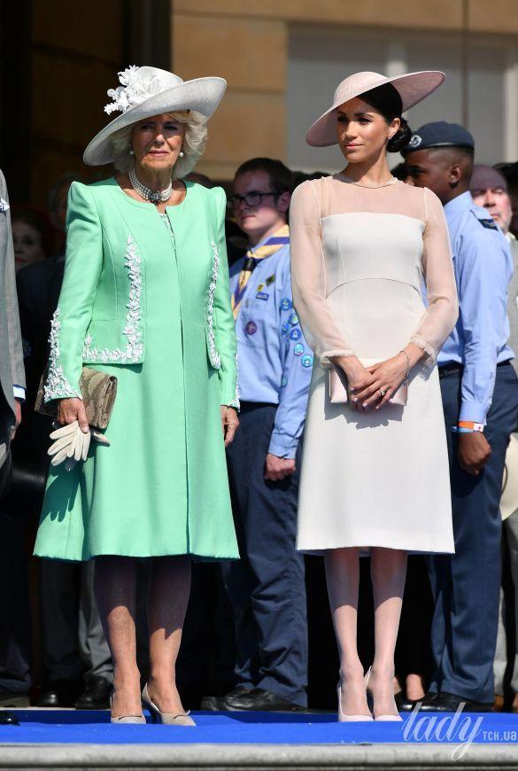 Герцогиня Корнуольская и герцогиня Сассекская