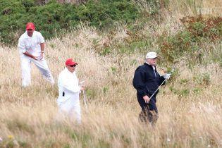 Особистий охоронець Трампа помер під час поїздки президента до Європи