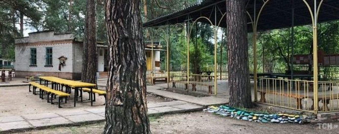 В детском лагере на Донетчине отравились почти сотня людей, заведение решили закрыть