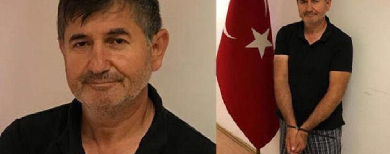 Украина выдала Турции журналиста, которого подозревают в организации госпереворота в стране – ГПУ
