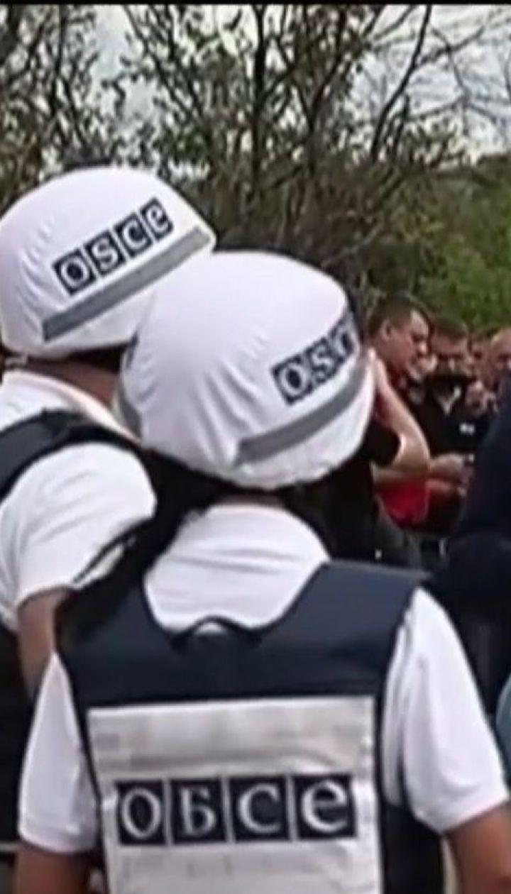 Серед спостерігачів ОБСЄ шукають людину, яка зливала дані російській розвідці