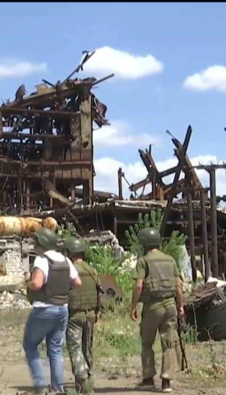 За время войны на Востоке сразу три шахты стали форпостами украинских военных