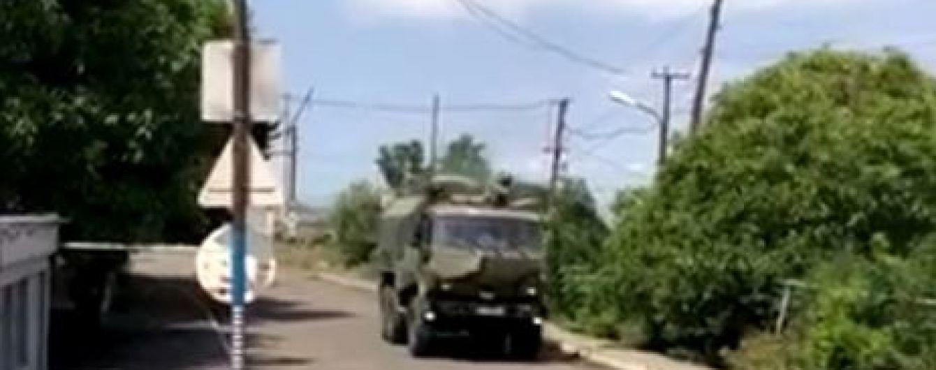 У Вірменії місцеві жителі зупинили колону російських військових, які раптово почали навчання
