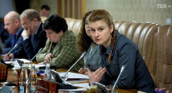 Суд у США ухвалив заяву скандальної росіянки Бутіної про визнання вини