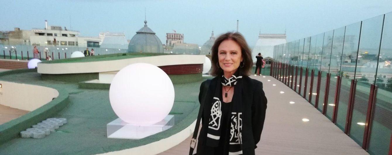 У хрещеної Анджеліни Джолі зник багаж під час ОМКФ - ЗМІ