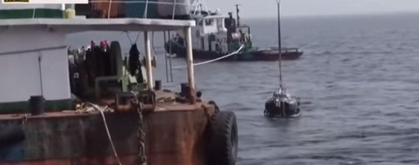 Біля берегів Південної Кореї знайшли затоплений російський корабель, в якому може бути 200 тонн золота