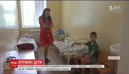 """Причиной массового отравления в лагере """"Орленок"""" стала дизентерия"""