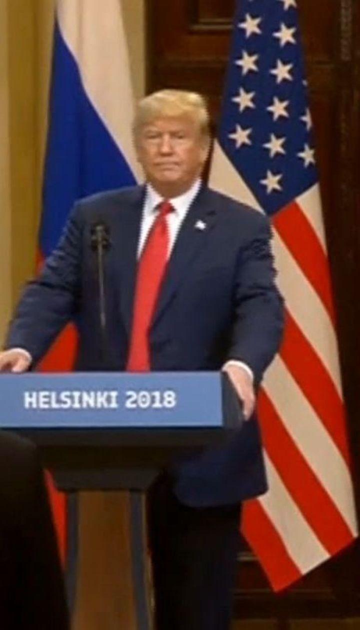 Трамп пригласил Путина в США