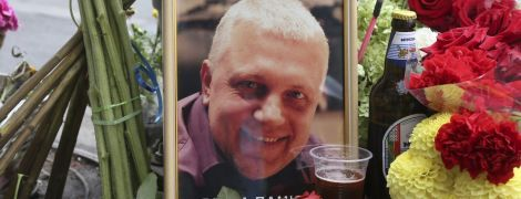 Предполагаемого фигуранта дела об убийстве Шеремета перевезли в Киев