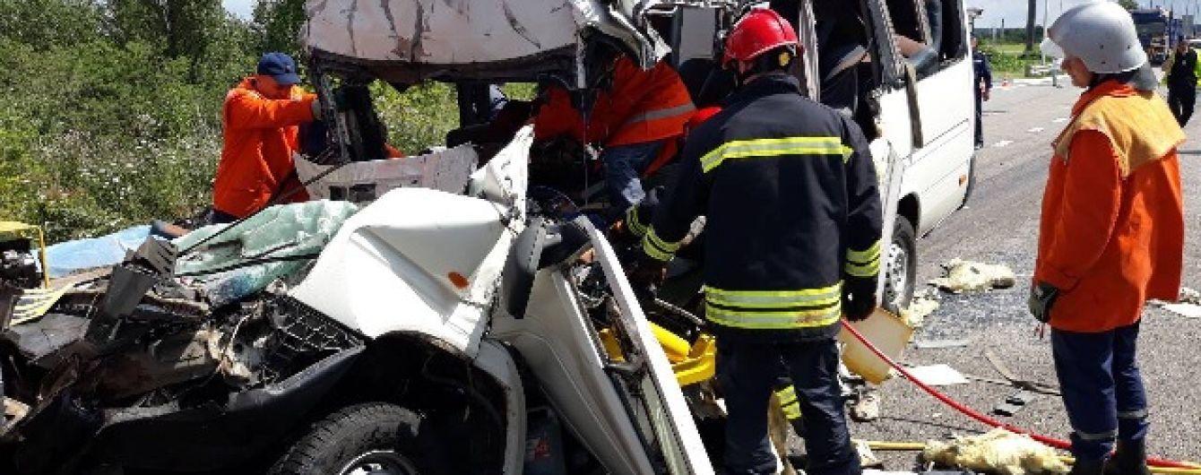 У МВС скликали екстрену нараду через криваві ДТП на Миколаївщині та Житомирщині