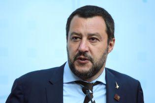 """Голова МВС Італії назвав Революцію Гідності """"фейковою"""", а Крим """"історично російським"""""""