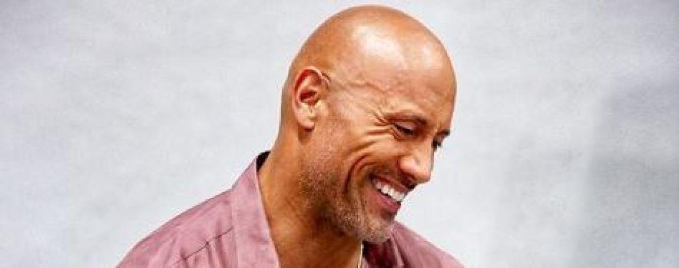 Дуэйн Джонсон возглавил список самых высокооплачиваемых актеров мира
