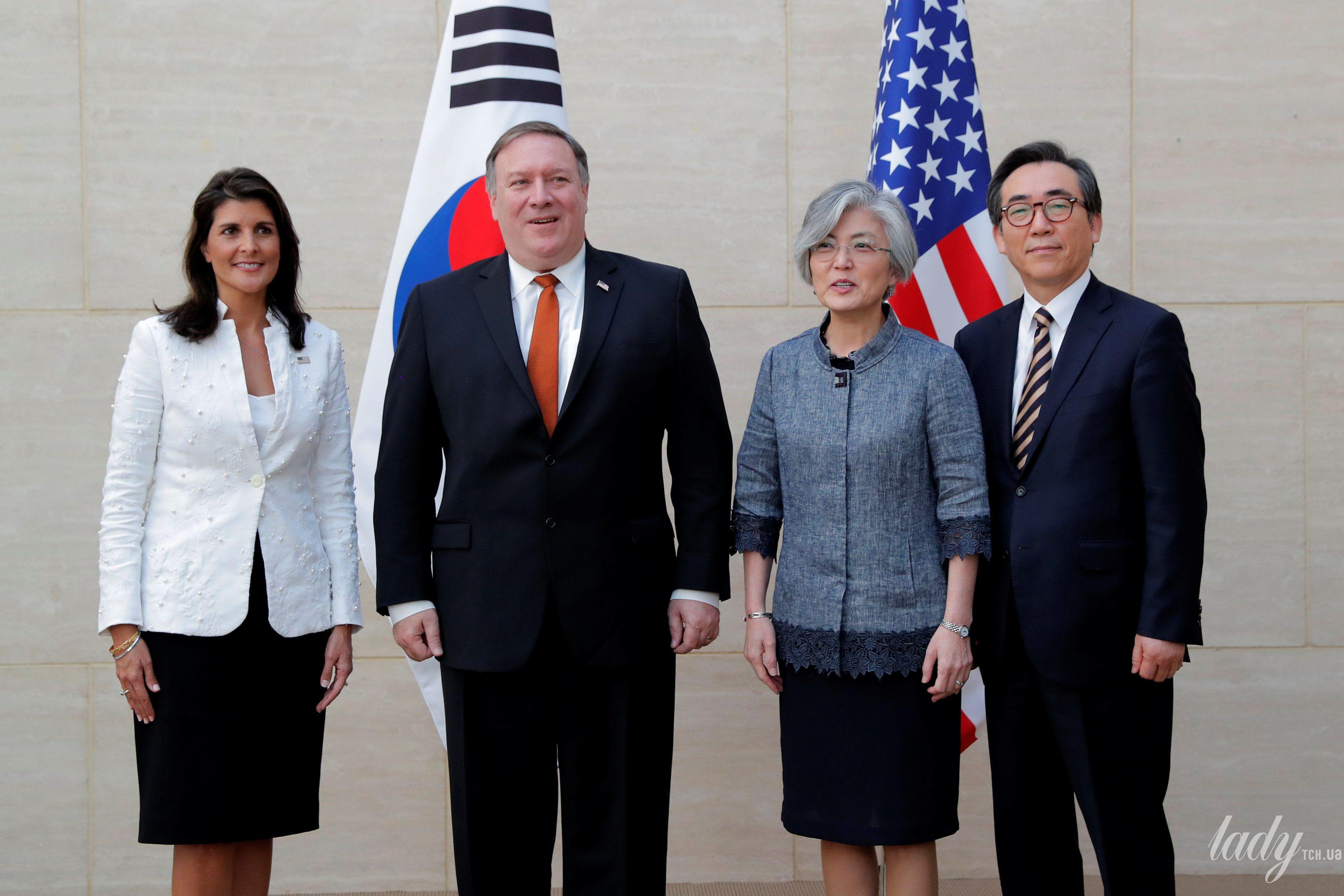 Посол США в ООН Никки Хейли