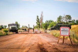 На Донбассе в результате боевых действий получили ранения двое украинских военных