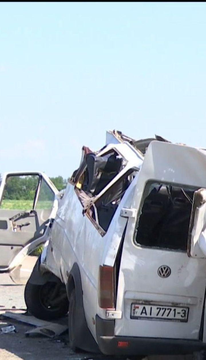 П'ятнадцять осіб загинули у автокатастрофах на Житомирщині та Миколаївщині