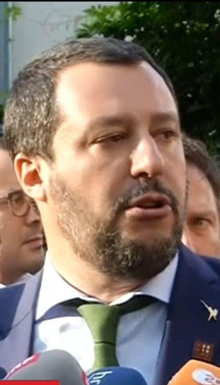 Голова МВС Італії заявив, що Росія мала право анексувати Крим