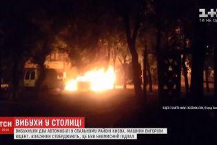 """""""Если бы я подозревал кого-то, я бы здесь не стоял"""": владелец сожженных утром в Киеве машин убежден в поджоге"""