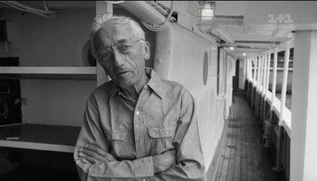 История жизни исследователя, режиссера и изобретателя Жака-Ива Кусто