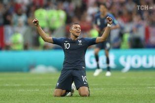 Юний форвард збірної Франції догравав на ЧС-2018 з травмою хребта