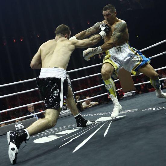 Гассієв жадає реваншу з Усиком після поразки у фіналі WBSS